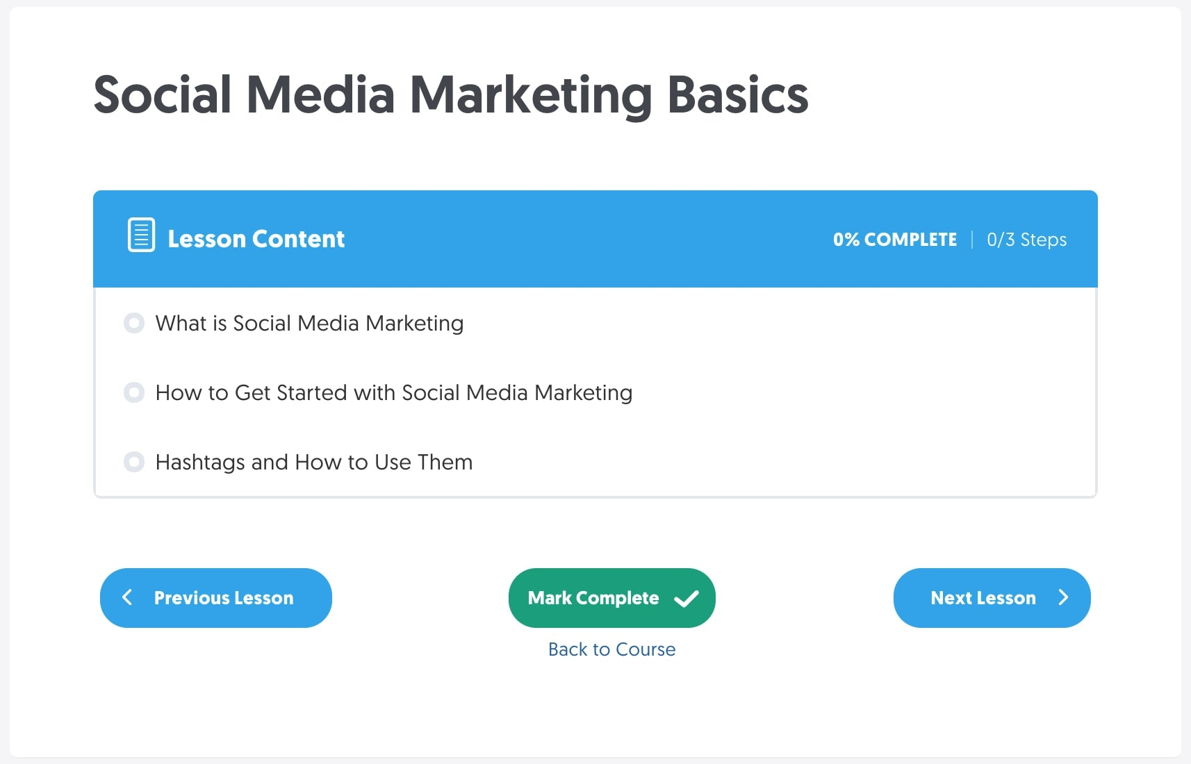 Social Media Marketing Course By Reliablesoft
